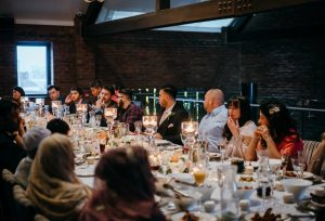 Private dining at Five Rivers