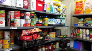 Walsall North Food Bank Donation